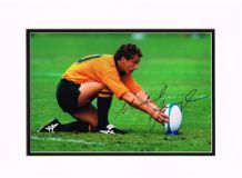 Michael Lynagh Autograph Signed Photo